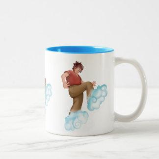 Jingle Jingle Little Gnome Jumbo Cloud Shoes Mug