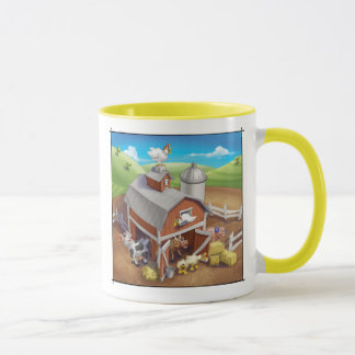 Jingle Jingle Little Gnome Loud Farm Mug