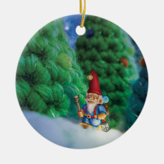 Jingle Jingle Little Gnome Ornament