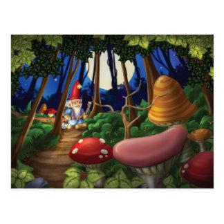 Jingle Jingle Little Gnome Postcard