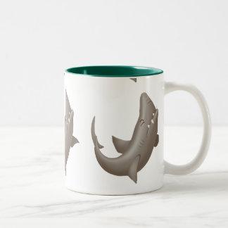 Jingle Jingle Little Gnome Shark Travel Mug