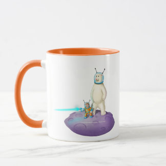 Jingle Jingle Little Gnome Space Travel Mug