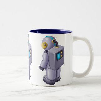 Jingle Jingle Little Gnome Spaceman Mug