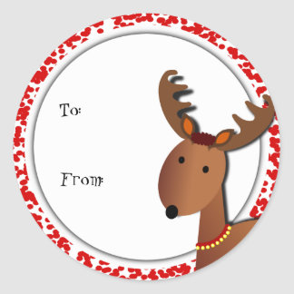 Jingles Christmas Gift Tags