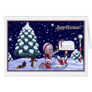 Jingles Xmas Card 1
