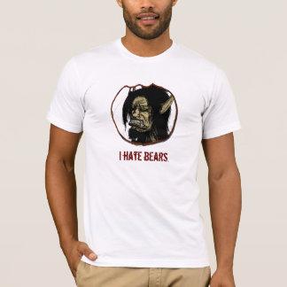 Jinjiro hates bears. T-Shirt
