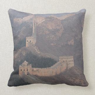 Jinshanling section, Great Wall of China Pillow