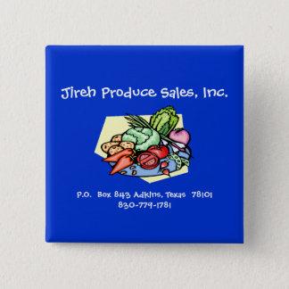 Jireh Produce 2 Inch Square Button