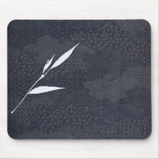 Jitaku Bamboo Indigo Dyed Mousepad