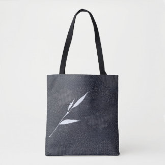 Jitaku Bamboo Indigo Dyed Shopping Bag