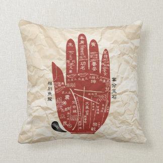 Jitaku Palm Paper Texture Pillow
