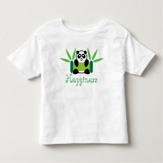 Jitaku Panda Toddler Fine Jersey T-Shirt