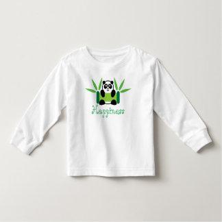 Jitaku Panda Toddler Long Sleeve T-Shirt