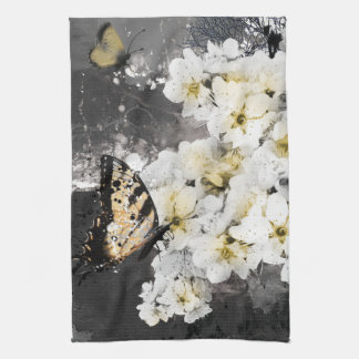 Jitaku Plum Blossom Kitchen Towel
