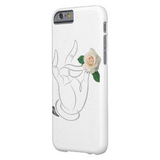 Jitaku Smell The Roses White Smart Phone Case