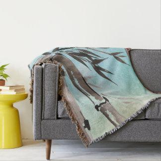 Jitaku Winter Bamboo Throw Blanket