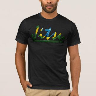 Jitsu Script Brazilian Jiu Jitsu T-shirt