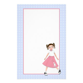 Jitter Bug Retro Dance Stationery