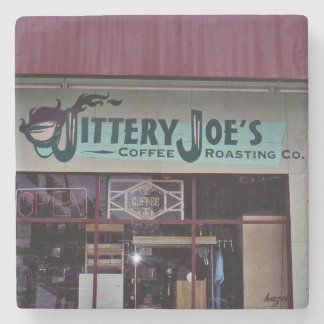 Jittery Joe's, Athens, Georgia, Marble Coasters