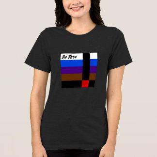 Jiu Jitsu Belts Women's T-shirt
