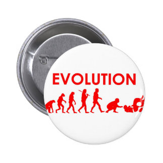 Jiu Jitsu Evolution 2 Inch Round Button
