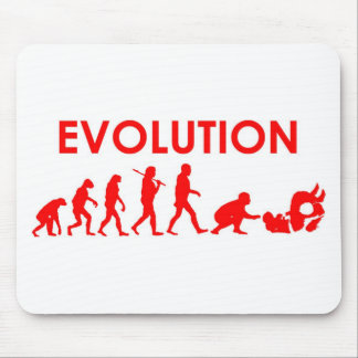 Jiu Jitsu Evolution Mouse Pad