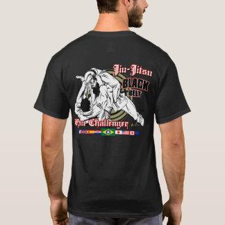 Jiu-Jitsu Flags Star...!!! T-Shirt