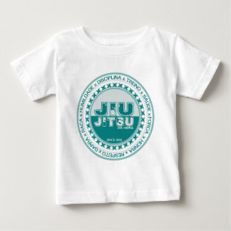 Jiu Jitsu - Respect - Training and Discipline by Baby T-Shirt