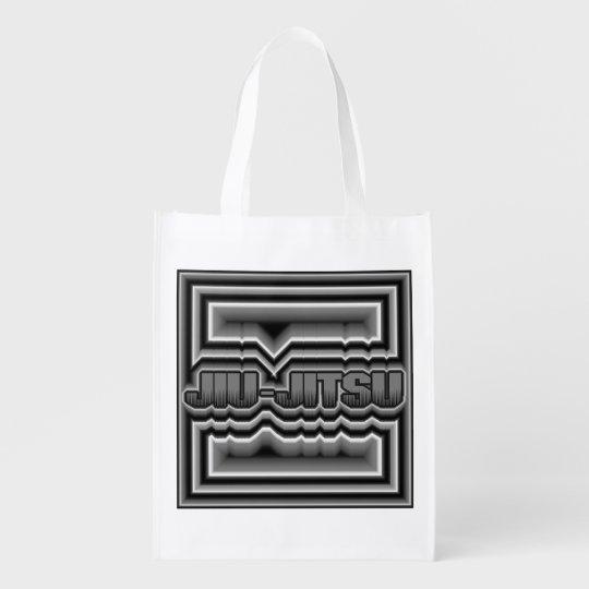 Jiu-Jitsu Reusable Grocery Bag