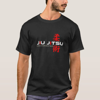 Jiu Jitsu - The Chokester T-shirt