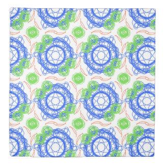 Jiuletta Pattern Duvet Cover
