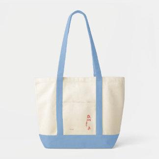 jiyanbototo blue (penguin) impulse tote bag