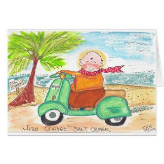 Jizo Cruises Salt Creek Beach Card