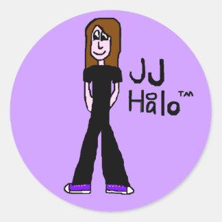 JJ Halo Sticker