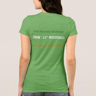 JJ St Paddy's Day (Dark Shirt) T-Shirt