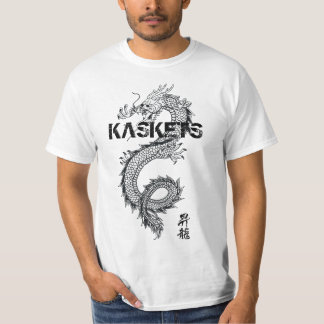 JK16 APPAREL - Kaskets luck dragon T-Shirt