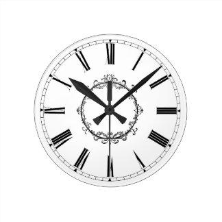 JK16 APPAREL - Wall Clock