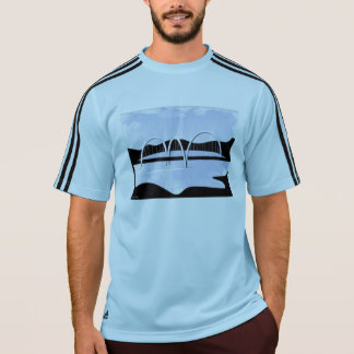 JK bridge Brasilia DF Brazil T-Shirt