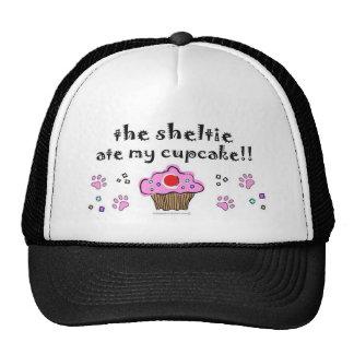 jl16cakesheltie.jpg trucker hat