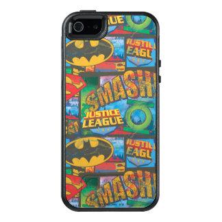 JL Core Supreme 4 OtterBox iPhone 5/5s/SE Case