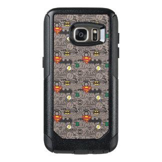 JL Core Supreme 6 OtterBox Samsung Galaxy S7 Case