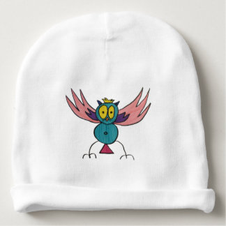 JMCdesign Owl Baby Cotton Beanie Baby Beanie
