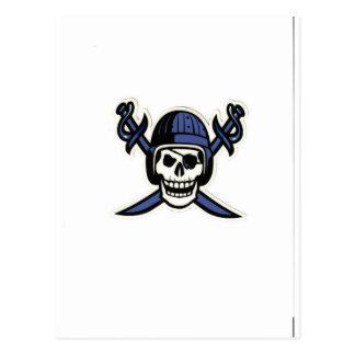 Jmfa Pirates Under 8 Postcard