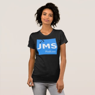 JMS Podcast Logo T-Shirt
