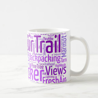JMT Coffee Mug - Purple