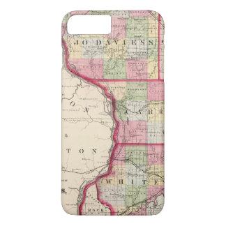 Jo Daviess, Carroll, Whiteside counties iPhone 7 Plus Case