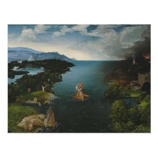Joachim Patinir Art Postcard