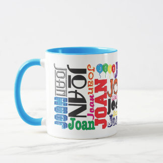 Joan Coffee Mug