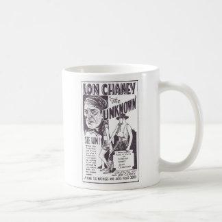 Joan Crawford Lon Chaney THE UNKNOWN film ad Coffee Mug