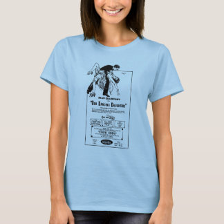 Joan Crawford OUR DANCING DAUGHTERS 1928 T-Shirt